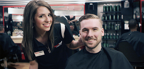 Sport Clips Haircuts of Village Walk in Eastlake Haircuts